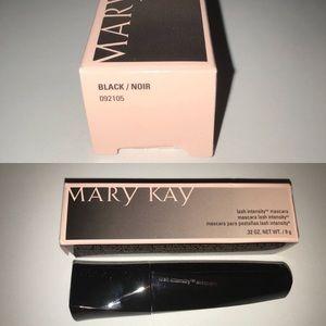 NIB Mary Kay Lash Intensity Mascara - Black